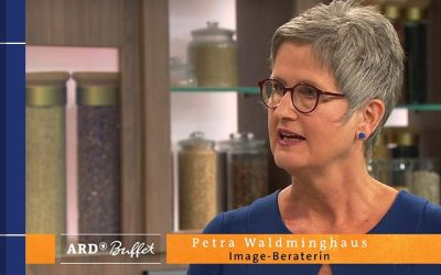 Welche Brille passt zu mir? TV-Interview im ARD Buffet